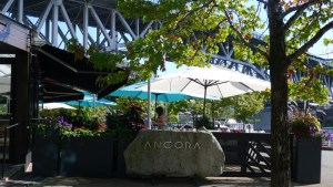 Ancora Vancouver Waterfront Dining to False Creek Opening Party Media Preview Instanomss Nomss Vancouver Food Blog