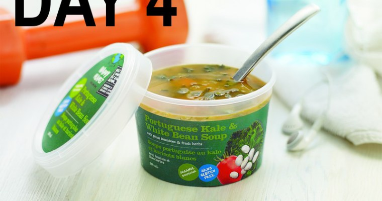 Day 4 – Happy Planet One Month Grab & Go Fresh Soups | 12 Days of Christmas Giveaway!