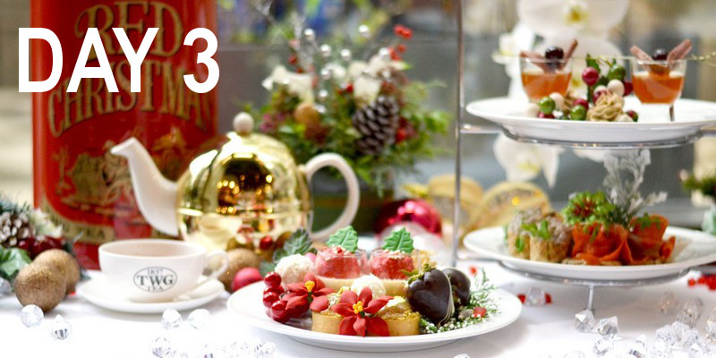 The Urban Tea Merchant Vancouver Afternoon Tea 12 Days of Christmas Giveaway! Nomss Instanomss Food Photography Travel Lifestyle Canada