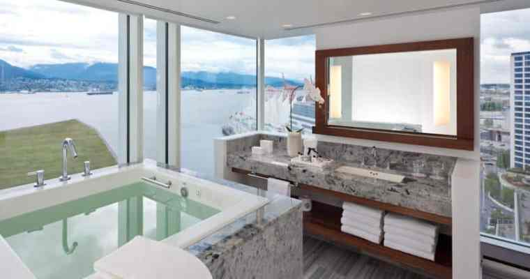 Vancouver Best Romantic Hotel Packages | Luxury Staycation