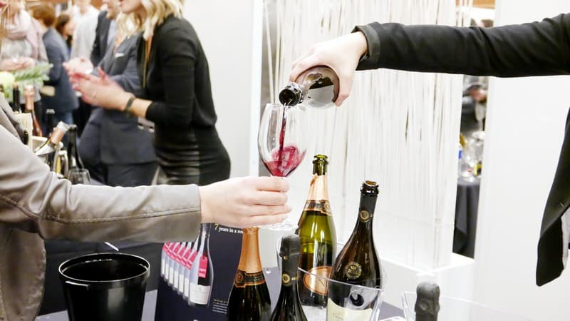 Vancouver International Wine Festival Tasting Room Instanomss Nomss Food Photography Healthy Travel Lifestyle Canada