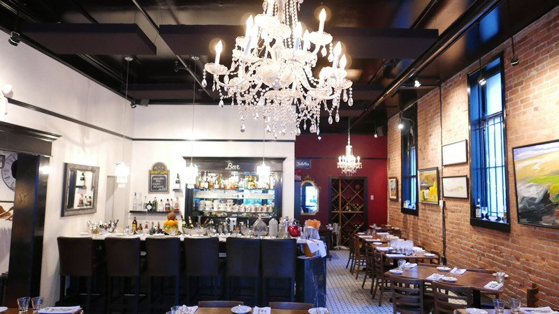 Jules bistro gastown french restaurant vancouver - French cuisine vancouver ...