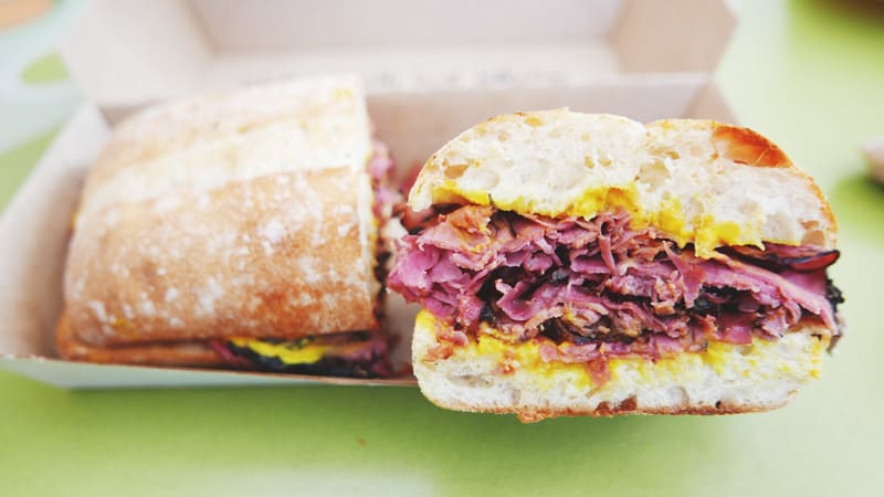 Chachi's Burnaby| Metropolis at Metrotown Food Court Sandwiches