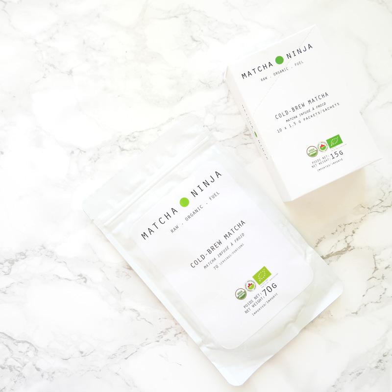 Matcha Ninja premium ceremonial grade organic matcha green tea powder Nomss Delicious Food Photography Healthy Travel Lifestyle