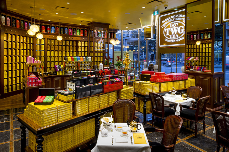 TWG - Vancouver, BC, Canada