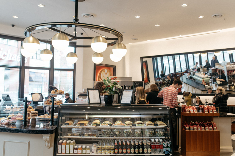 Caffe Artigiano North Vancouver Nomss Delicious Food Photography Healthy Travel Lifestyle