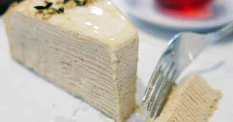 L'otus Cake Boutique Richmond | Mille Crepes Cafe