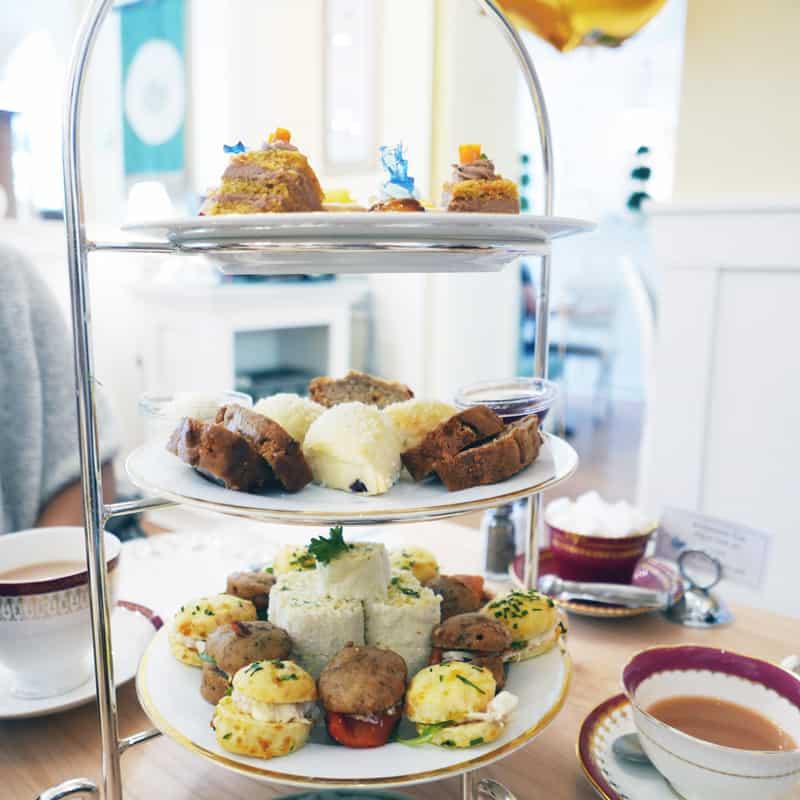 Secret Garden Tea Company Vancouver | Afternoon High Tea