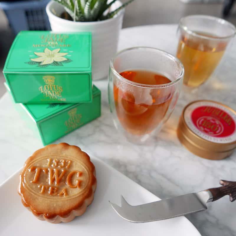TWG Tea Mooncakes Nomss