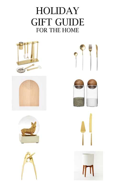 Holiday Gift Guide | For The Home