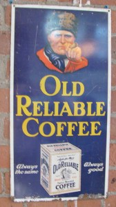 Sean Bonner Old Reliable Coffee