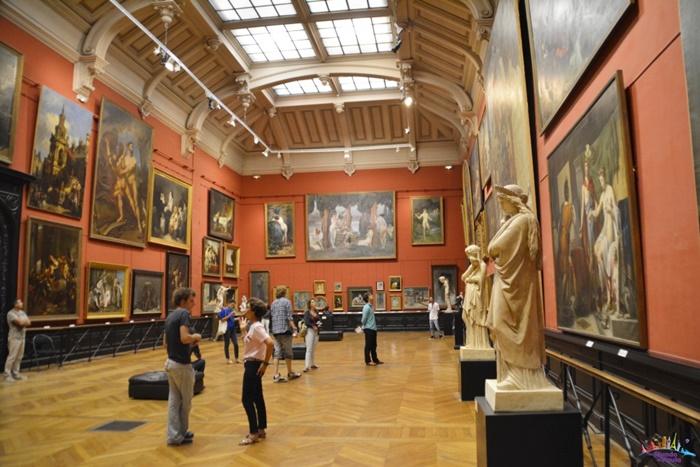 museu dos Augustins em Toulouse