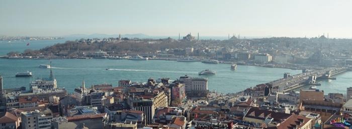 carta de amor a Istambul