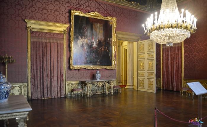palácio real de turim