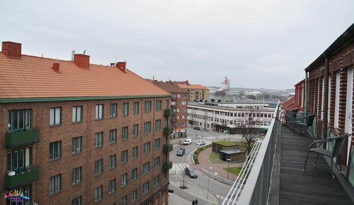 hospedagem em gotemburgo