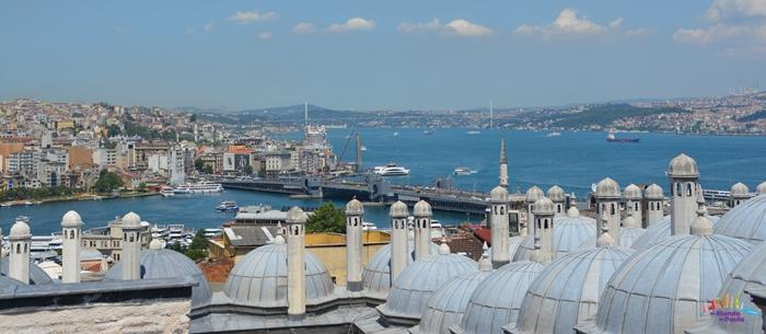 Vistas de Istambul