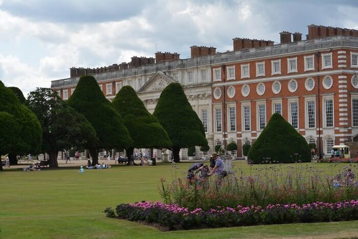 Palácios em Londres