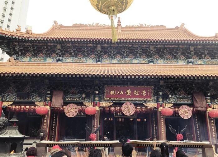 Os Melhores Templos de Hong Kong