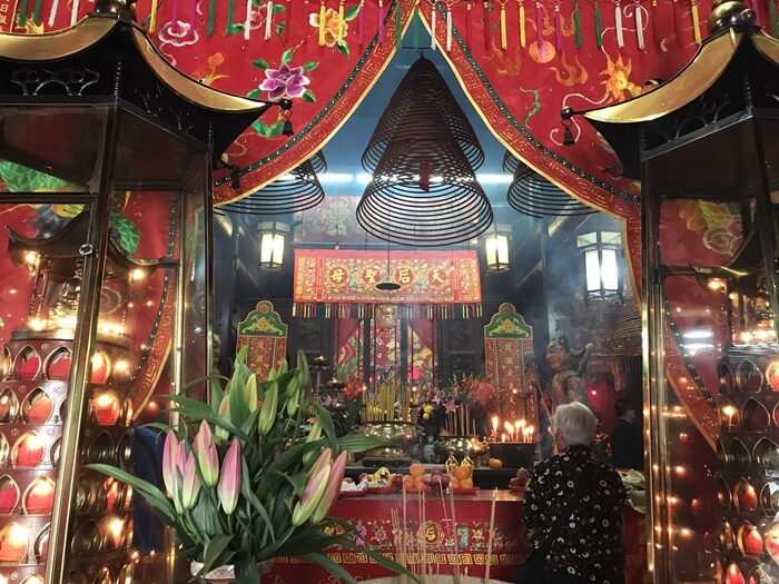 Templos em Hong Kong