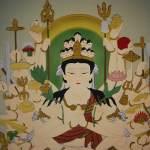 0143 Sahasrabhuja Aaryaavalokitezvara Painting / Shingo Tanaka 004