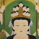 0143 Sahasrabhuja Aaryaavalokitezvara Painting / Shingo Tanaka 005