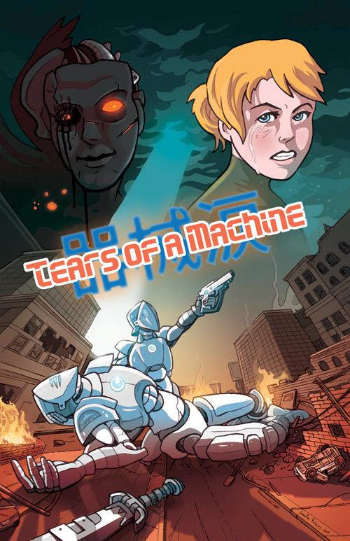 Tears of a Machine