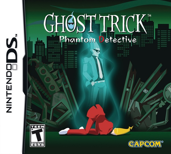 Ghost Trick cover