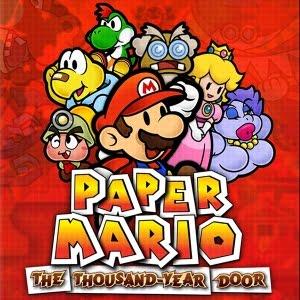 Paper Mario Thousand Year Door