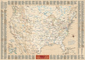 The Atlas of True Names - Sample US