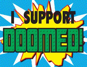 I SUPPORT DOOMED