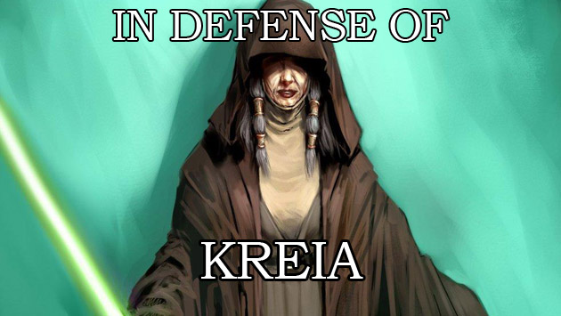 In Defense of Kreia