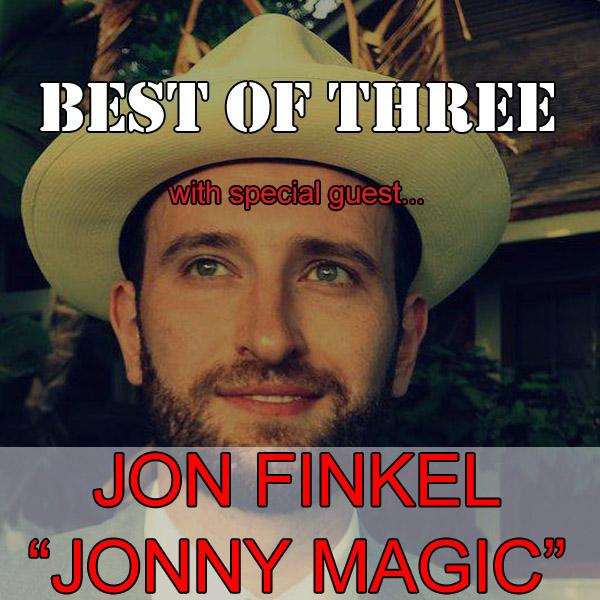 Best of Three - Jonny Magic