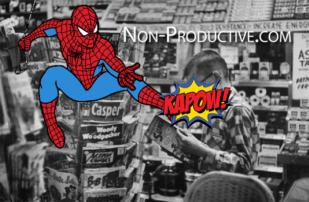 Spidey on NonPro