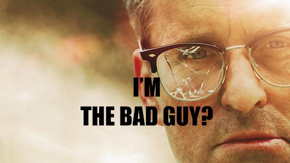 Falling Down - I'm the bad guy