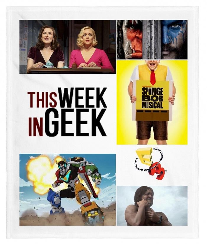 This Week in Geek - 6-15-2016