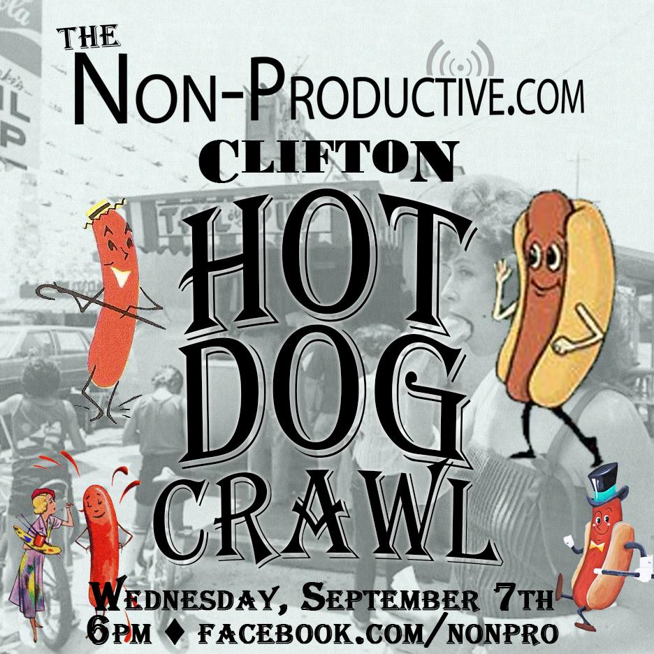 Hot Dog Crawl