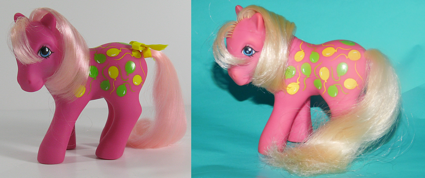 MLP: THE FADING PINK would be a good name for a prog-rock band.
