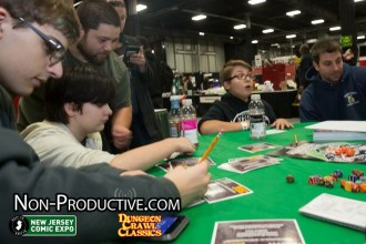 Non-Productive Presents Tabletop Gaming at NJCE (1)