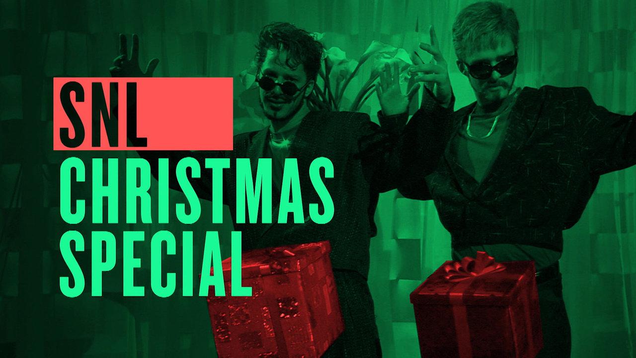SNL Nerds Episode 13 – SNL's Christmas Special