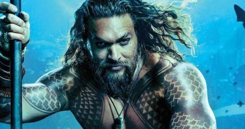 On Film – Aquaman