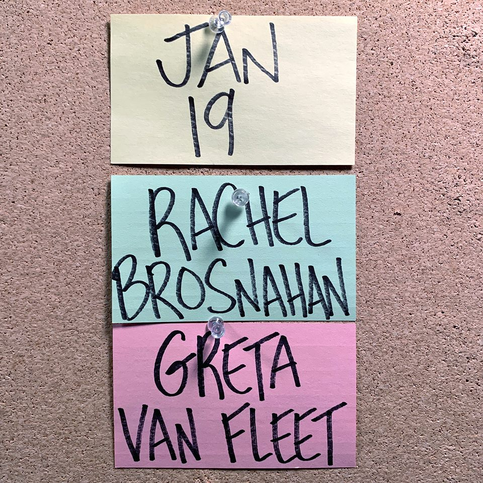 SNL Nerds – Episode 16: Rachel Brosnahan and Greta Van Fleet