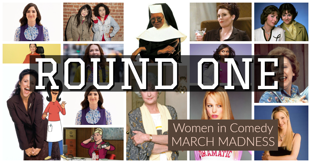 NonPro's Women in Comedy March Madness – Round One Recap!