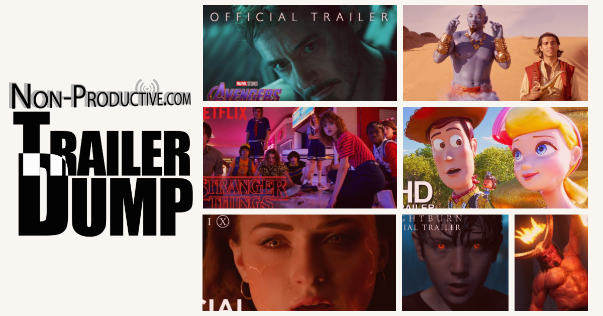 Trailer Dump – Whatever it Dumps