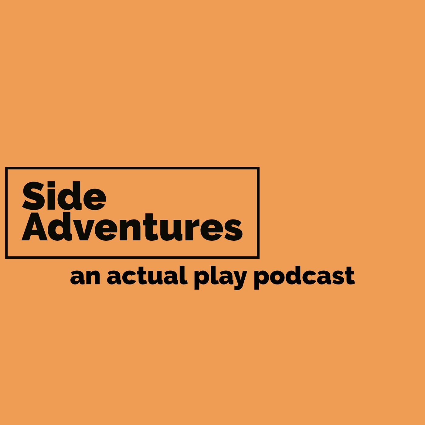 Side Adventures – a brand new actual play D&D podcast from Non-Productive.com!