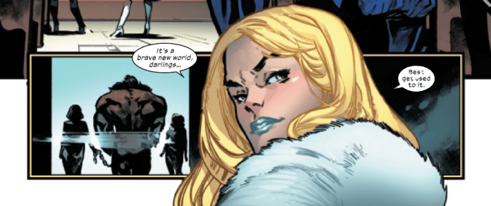 Near Mint – House Of X #3 — Episode 6 Of 12 Near Mint podcast