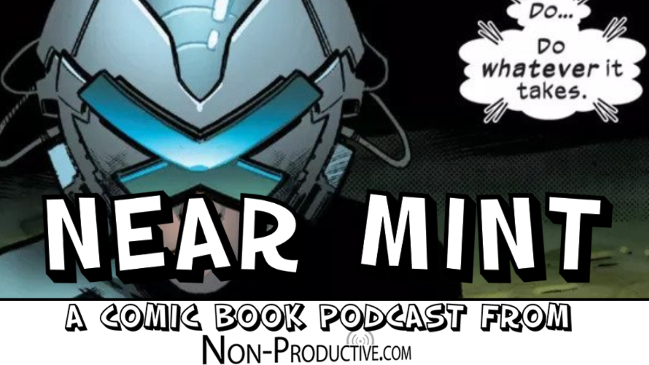 Near Mint – House of X #4 — Episode 7 of 12