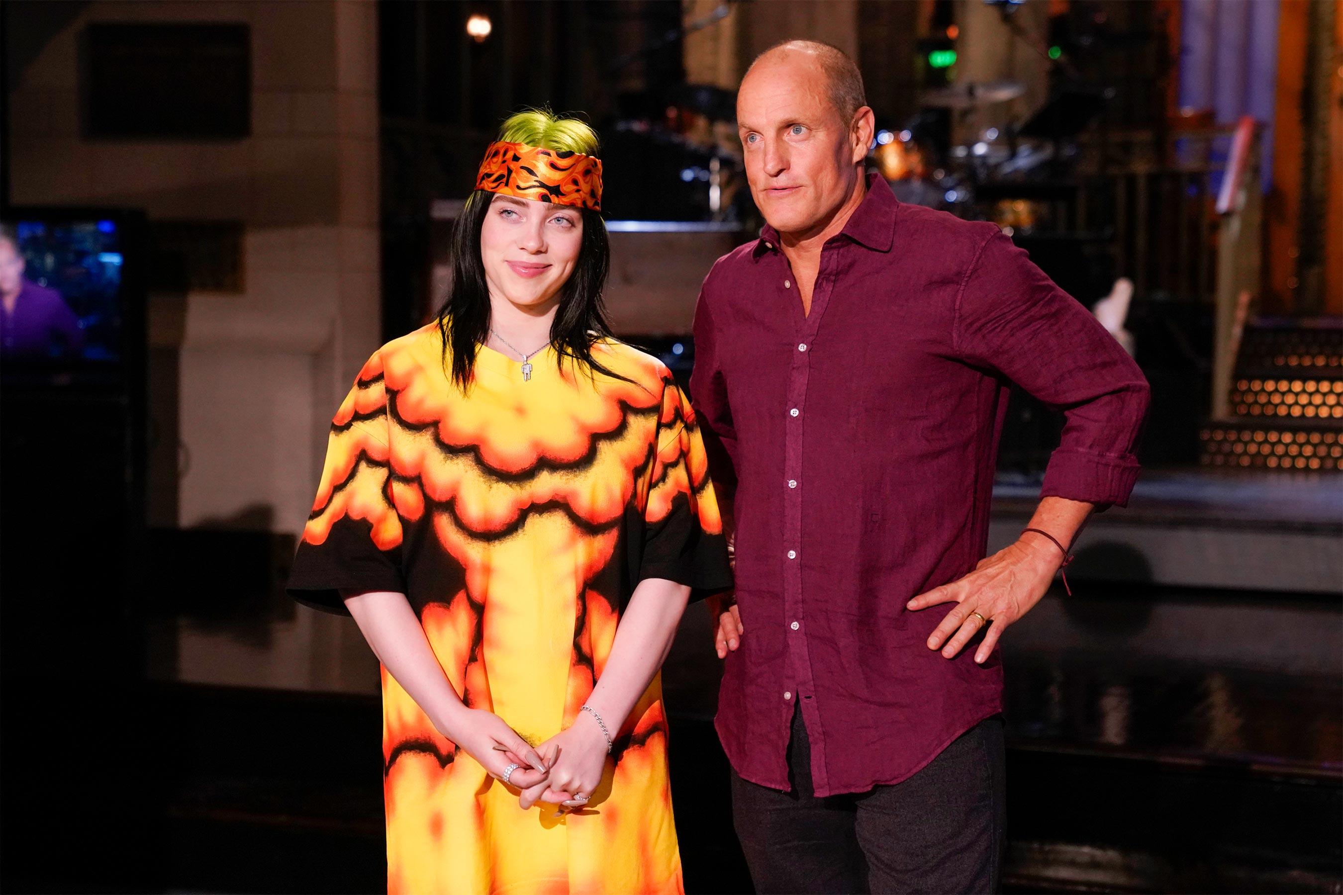 SNL Nerds – Episode 52 – Woody Harrelson and Billie Eilish