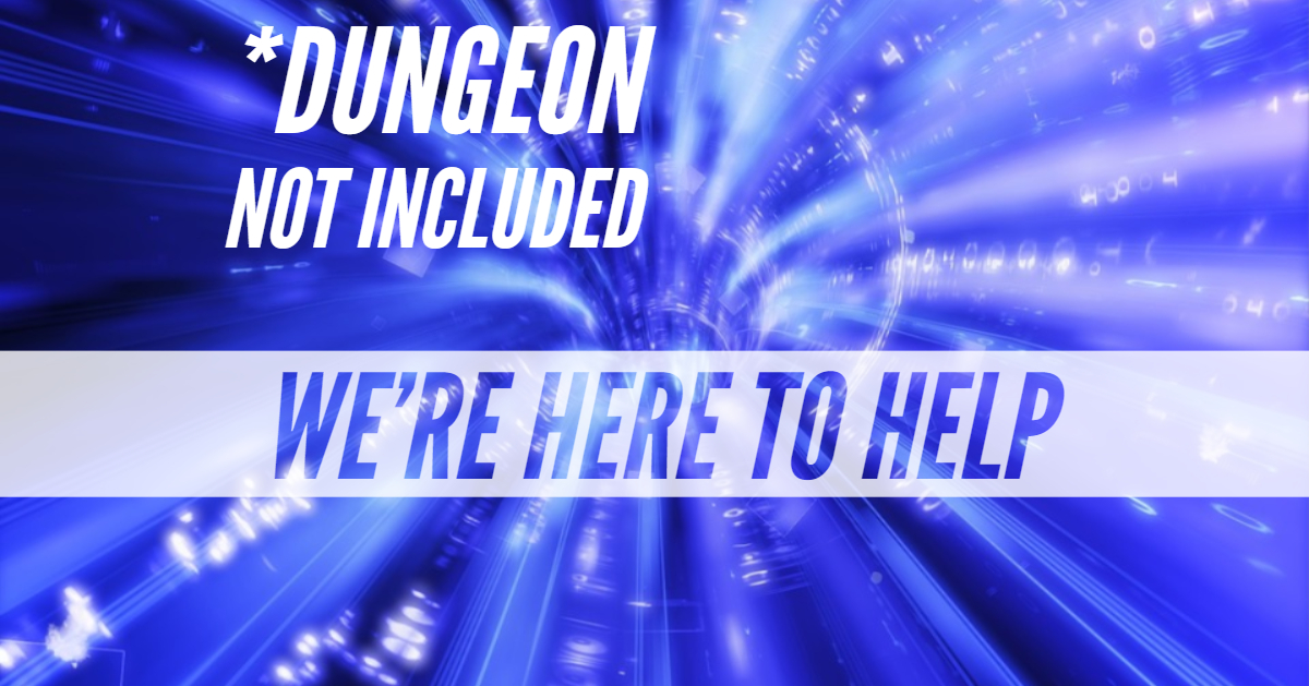 *Dungeon Not Included – DNI – Episode 15 – We're Here to Help