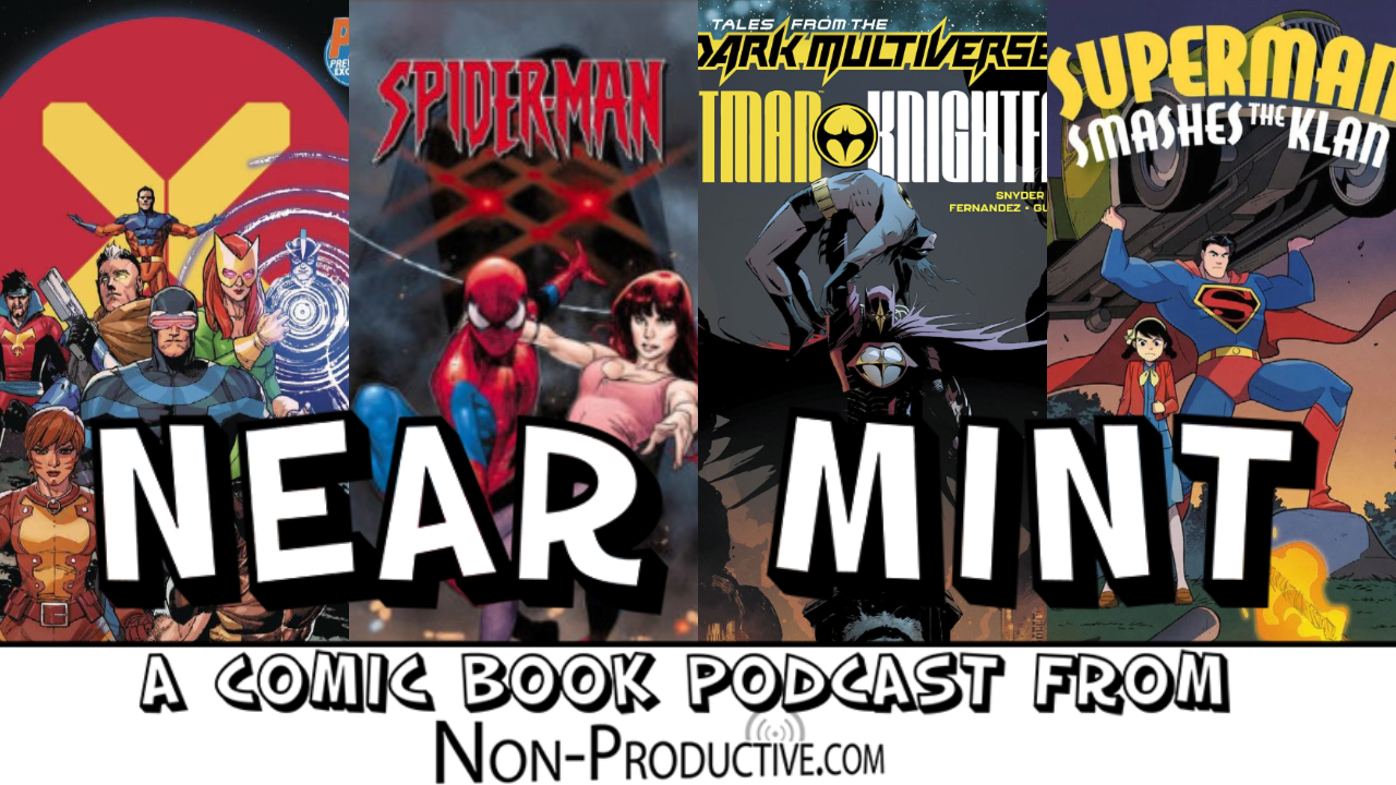 Near Mint – X-Men and the Dark Multiverse of Batman: Knightfall!