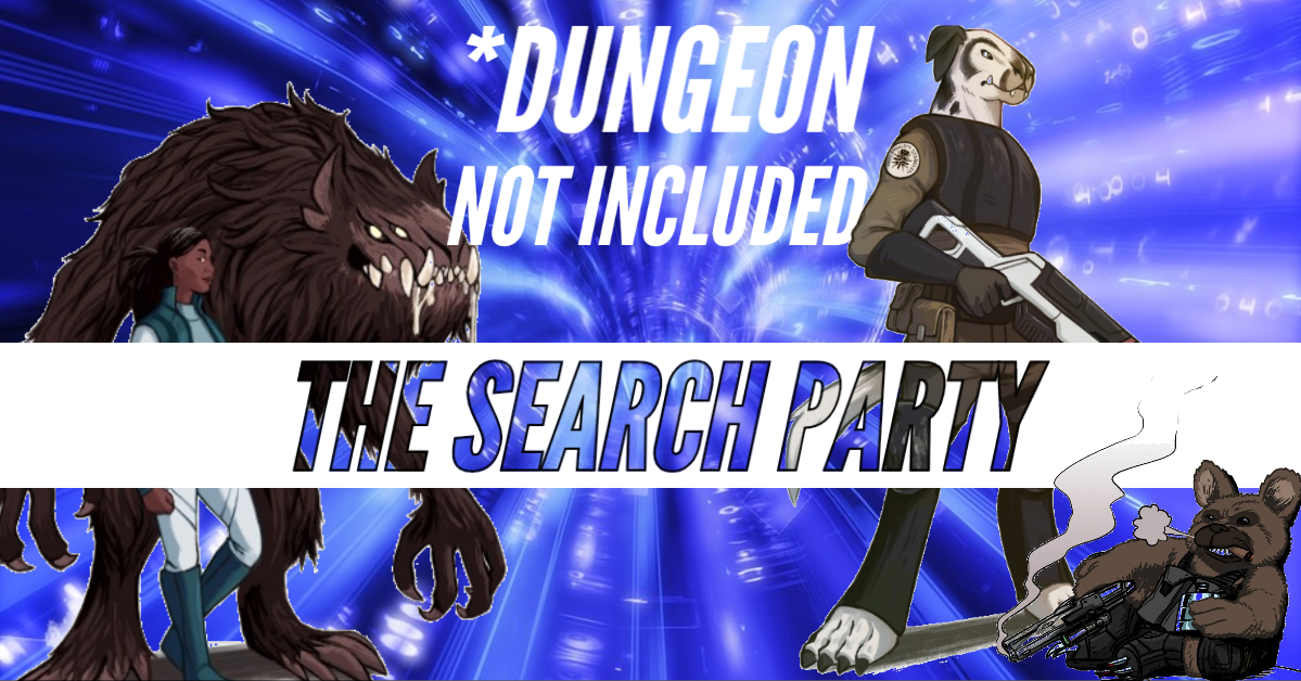 *Dungeon Not Included – DNI – Episode 23 – The Search Party
